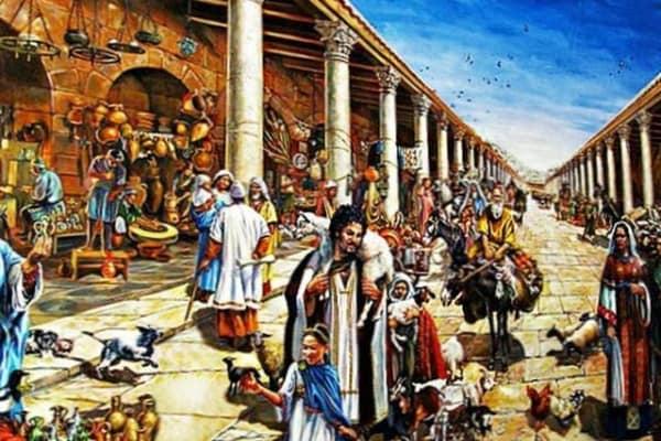 Andiamo alla scoperta dell'antica civiltà dei greci