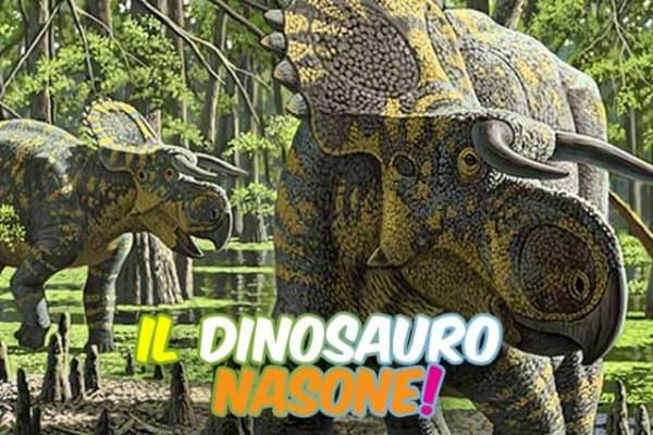 Curiosità scientifiche | Il dinosauro dal naso gigante!