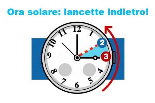 Ora solare | Orologi indietro e addio all'ora legale. Ma per fortuna si dorme un'ora in più!