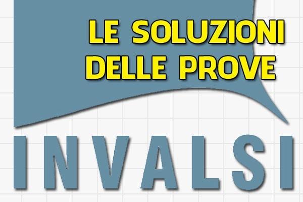 Prove INVALSI 2013: le soluzioni!