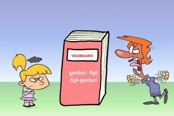 Esiste un vocabolario per tradurre il linguaggio dei genitori?