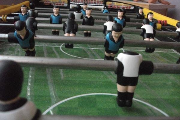 Calcio Balilla: le versioni più fantasiose e pazze!