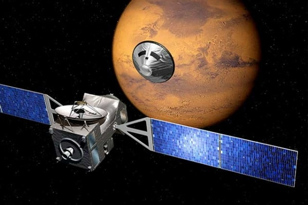 ExoMars | La missione che sta portando un po' di Italia su Marte