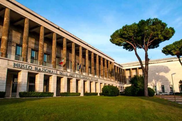 Roma | Museo Nazionale delle Arti e Tradizioni popolari