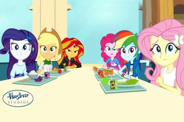 Rainbow Rocks | Il nuovo film dalla serie tv My little pony
