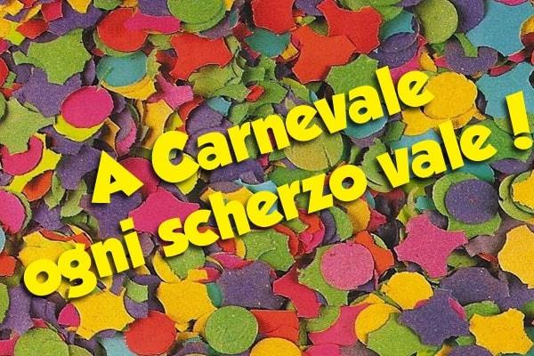Scherzi di Carnevale fai da te: tante idee per divertirsi