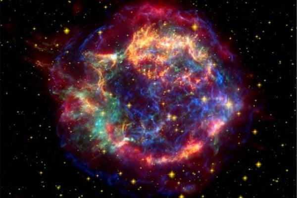 La Terra potrebbe essere distrutta da una supernova?