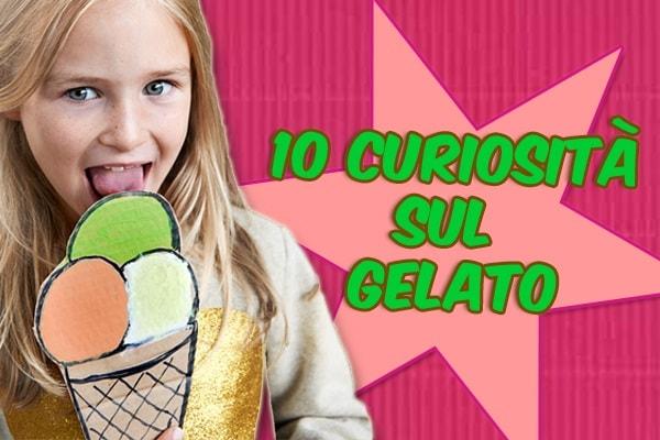 14 curiosità sul gelato