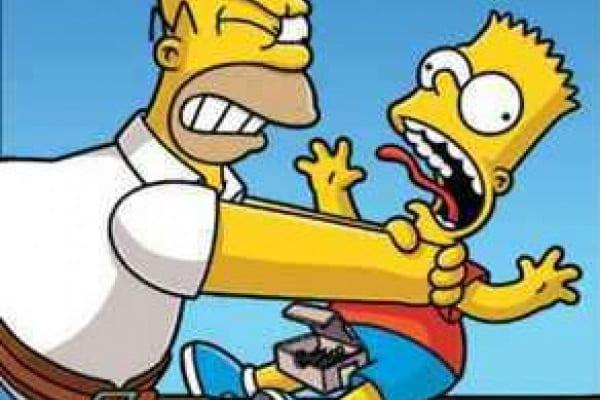 Ecco da dove vengono i personaggi dei Simpson!
