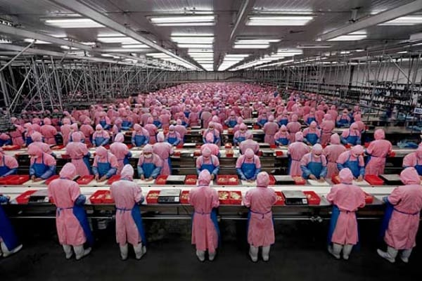 Perché molti prodotti che acquistiamo sono fatti in Cina?