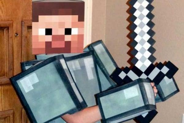 Fai da te | 10 costumi ispirati a Minecraft