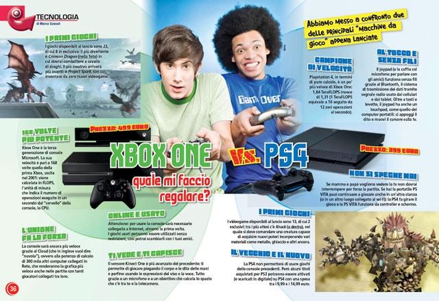 Xbox o Ps/4?