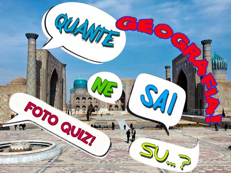 Fotoquiz di geografia | 10 domande per voi
