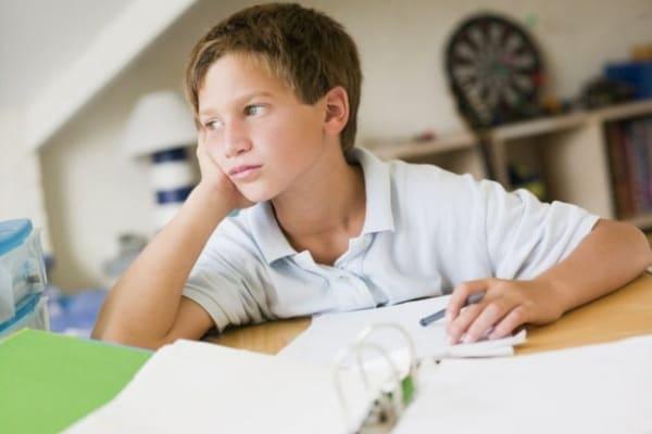 Quando faccio i compiti non riesco a concentrarmi!