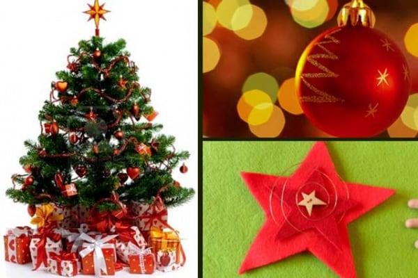 Natale: decorazioni per l'albero fai da te. Impara divertendoti!