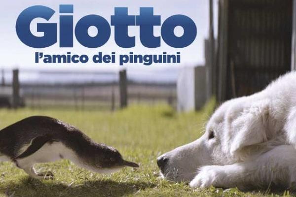Cinema | Giotto,  il cane amico dei pinguini