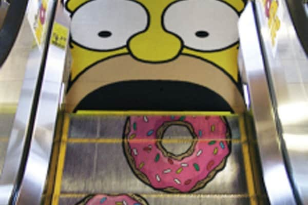 La scala mobile di Homer Simpson