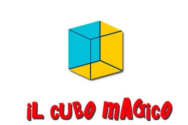 Illusioni ottiche | Il cubo magico