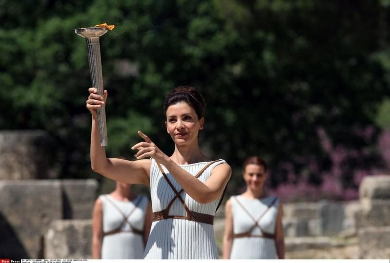 Si accende la fiamma olimpica | Inizia l'avvicinamento a Rio 2016