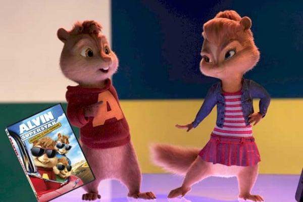 Ora in dvd e blu ray | Alvin Superstar nessuno ci può fermare!