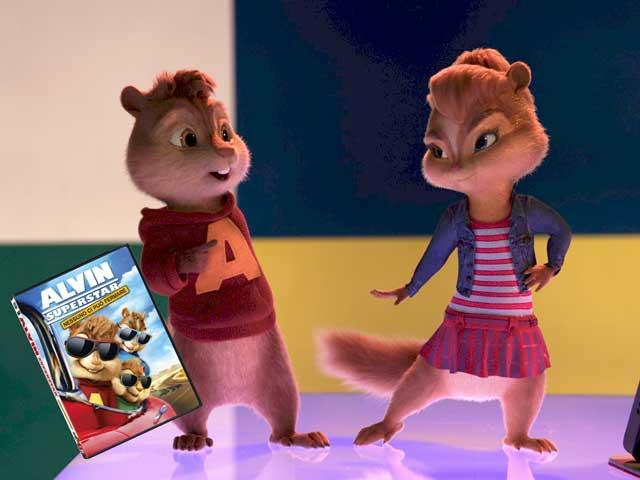 Ora In Dvd E Blu Ray Alvin Superstar Nessuno Ci Può Fermare