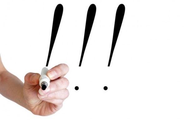 Grammatica | Le esclamazioni (o interiezioni)
