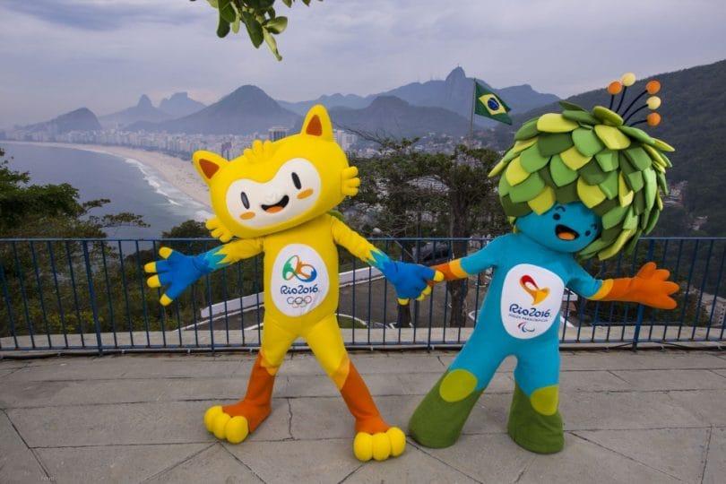 Un felino e un albero sono le mascotte delle Olimpiadi 2016 di Rio. Il nome lo scegliete online voi bambini