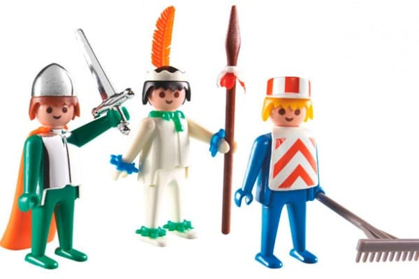 Buon compleanno Playmobil
