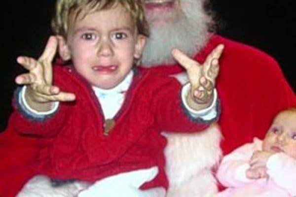 Babbo Natale: per i bambini una tradizione… spaventosa!