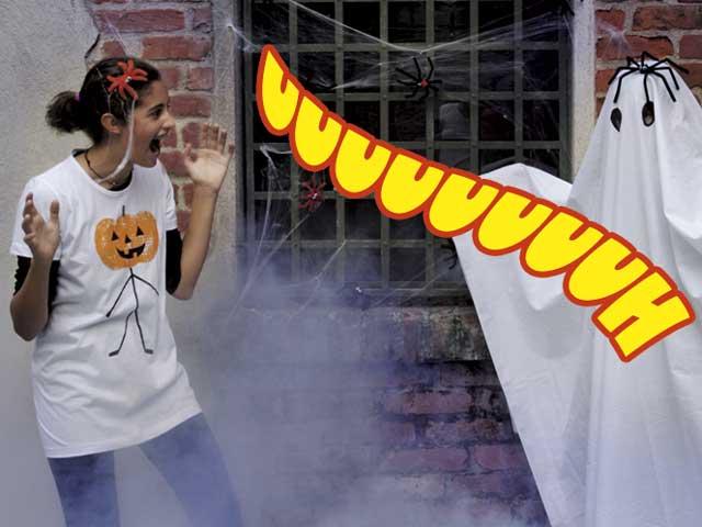 Halloween | Fai da te: la maglietta con la zucca