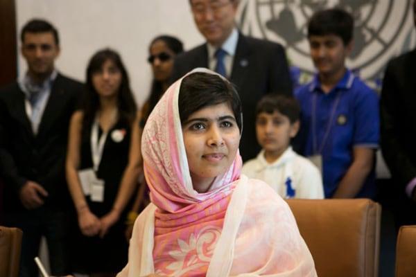 Diritti dei bambini e degli adolescenti | Brava Malala, sei un esempio per tutti!