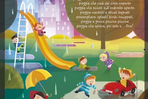 Bella la pioggia… se però a un certo punto smette!
