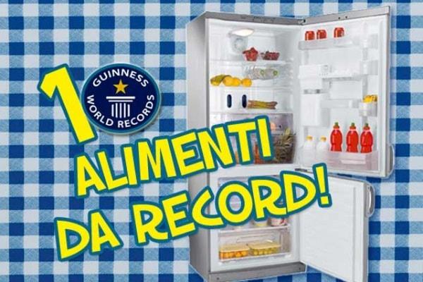 10 cibi da record