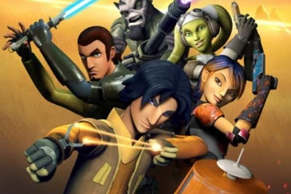 Star wars rebels: il film e la serie tv