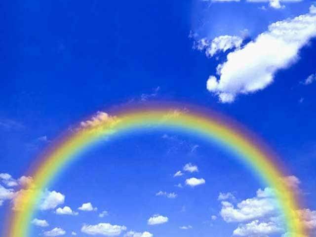 Risultato immagini per arcobaleno