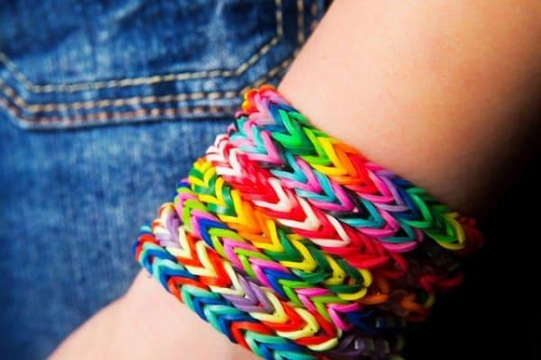 I braccialetti fatti di elastici… sono pericolosi?