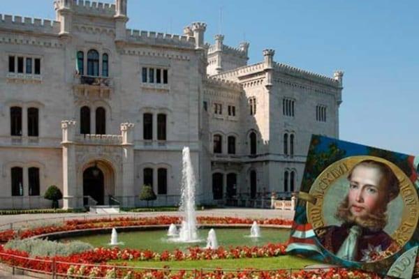 Il Museo storico del Castello di Miramare di Trieste