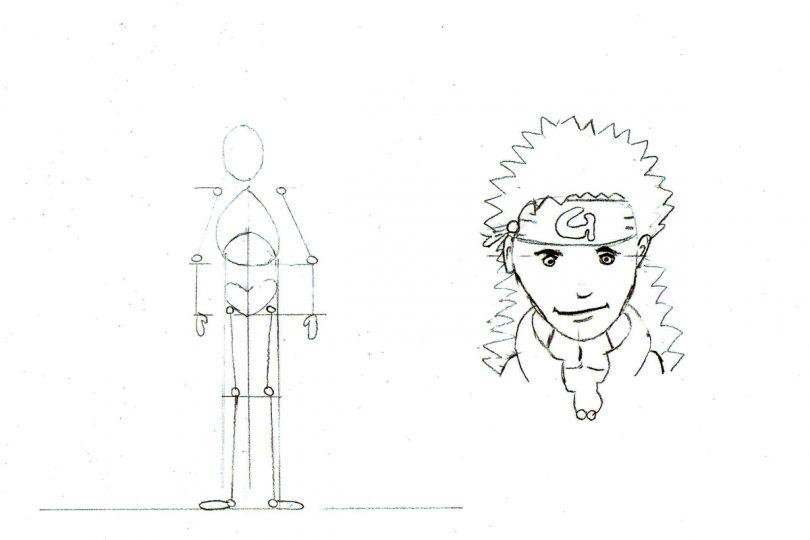 I manga disegnati da voi