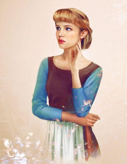 Principesse Disney: sembrano vere!
