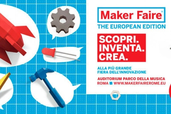 Alla Maker Faire di Roma c'è anche Focus Junior!
