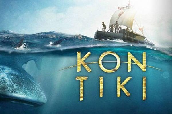 Kon Tiki | 5000 miglia in mare su una barca di paglia
