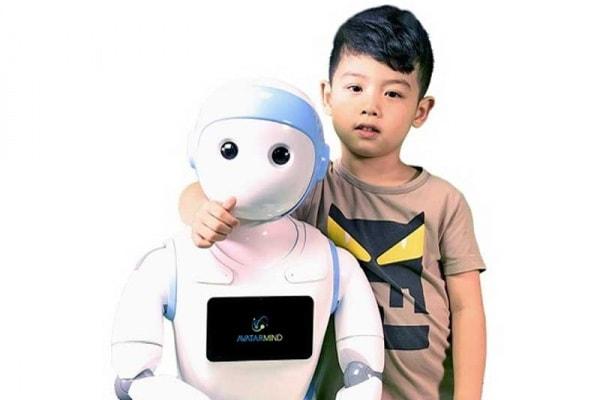 Il mio miglior amico è un robot!