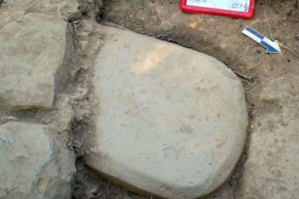 Ritrovata una stele etrusca di 2500 anni. Nuove scoperte all'orizzonte?