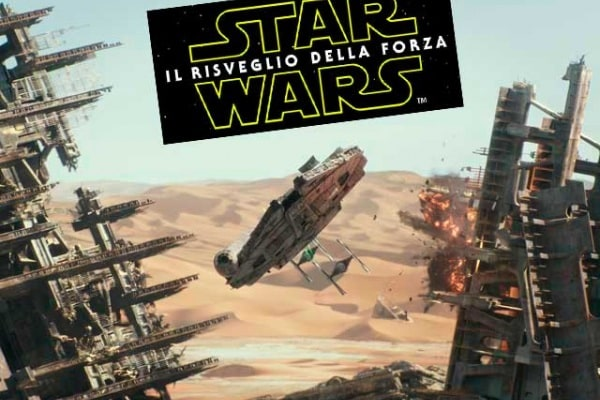 Star Wars – Il risveglio della Forza | Guarda le foto del film!