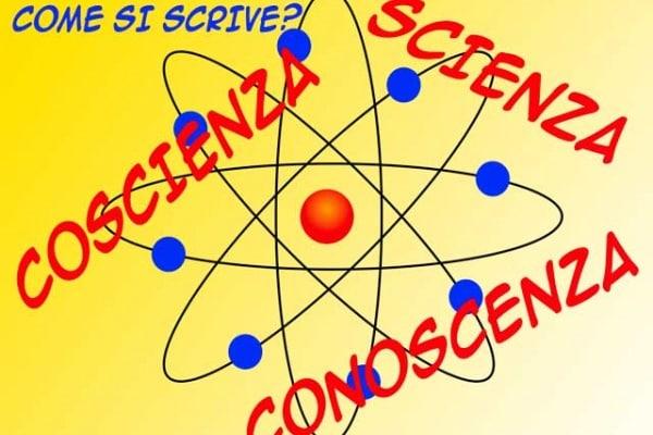 Come si scrive | Scienza, coscienza e conoscenza. Quando si scrive -sce e quando si scrive -scie