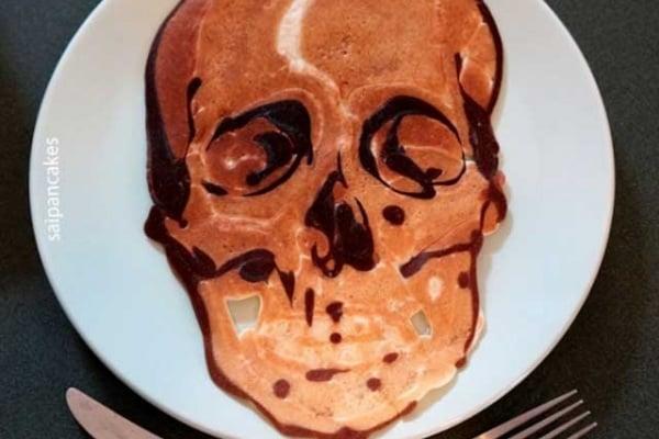 Come fare Pancake artistici in 1 minuto