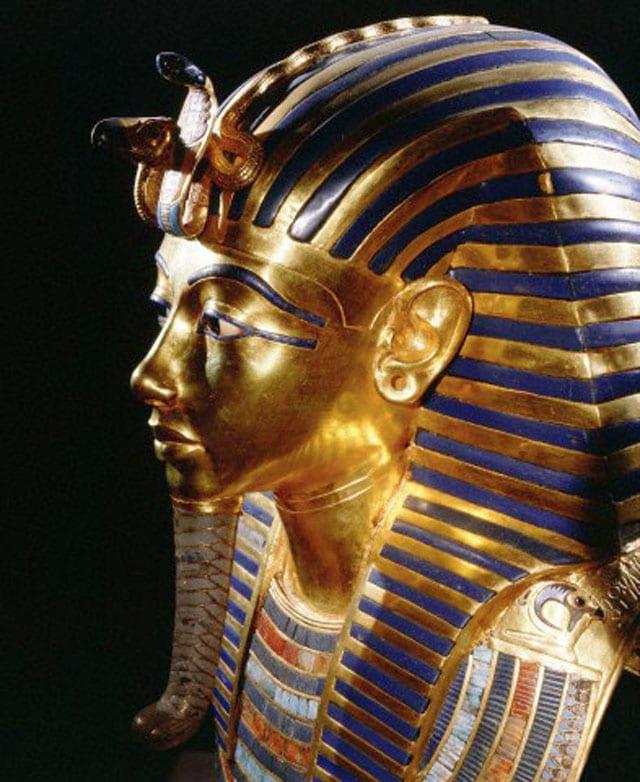 Tutankhamon scoperte due stanze segrete focus junior for Planimetrie uniche con stanze segrete