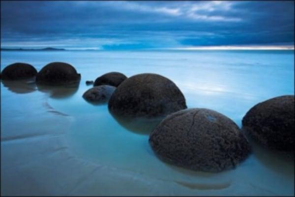 I Moeraki Boulders: sfere misteriose