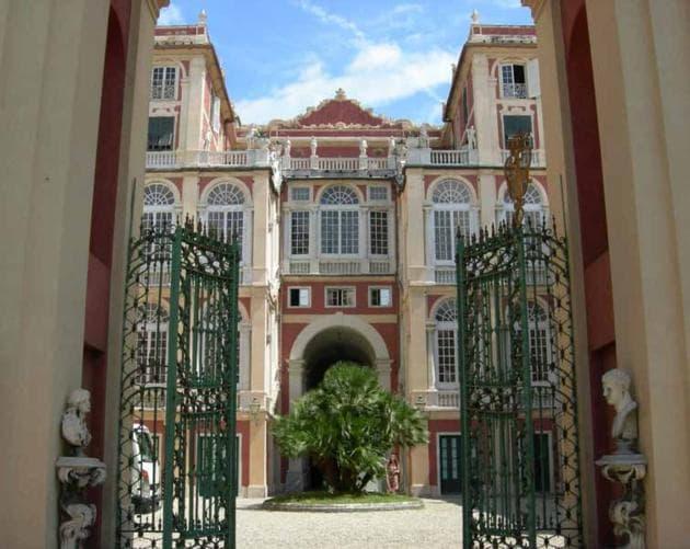 Il museo di Palazzo Reale di Genova