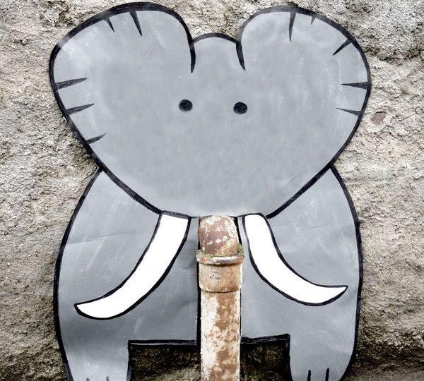Street Art: l'arte dove non te l'aspetti!